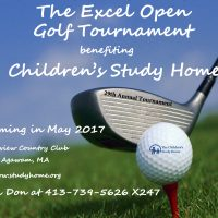 The Excel Open Golf Tournament benefiting Children's Study Home